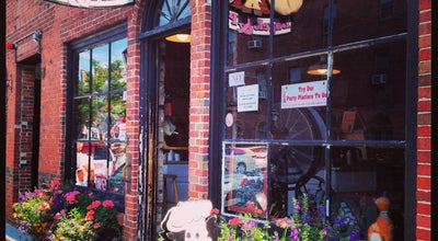 Photo of Bagel Shop Abraham's Bagels and Pizza at 11 Liberty St, Newburyport, MA 01950, United States