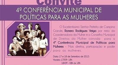 Photo of Theater Teatro Rosil Cavalcanti at R. Paulino Raposo, S/n, Campina Grande, Brazil