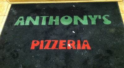 Photo of Pizza Place Anthony's Pizzeria at 11272 W 159th St, Orland Park, IL 60467, United States