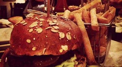 Photo of Burger Joint Burgerhaus Gourmet Hamburgers at 3304 Calumet Ave, Valparaiso, IN 46383, United States