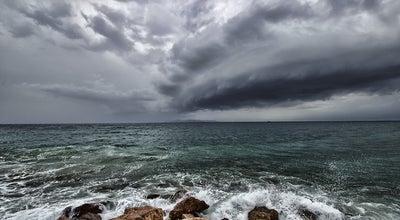 Photo of Beach Παραλία Παλαιού Φαλήρου (Palaio Faliro Beach) at Παραλία Μπάτη, Παλαιό Φάληρο 175 62, Greece