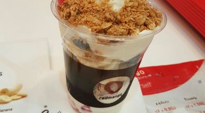 Photo of Ice Cream Shop Red Mango at Miral at Kuwait