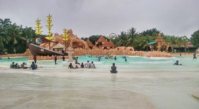 Photo of Theme Park Essel world at India