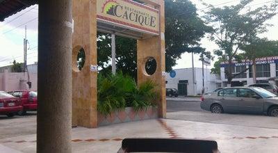 Photo of Taco Place Cacique at Prol. Paseo De Montejo #363, Mérida 97120, Mexico