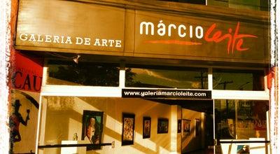 Photo of Art Gallery Galeria Internacional De Arte Marcio Leite at Av. Deputado Esteves Rodrigues, 664, Montes Claros, Brazil
