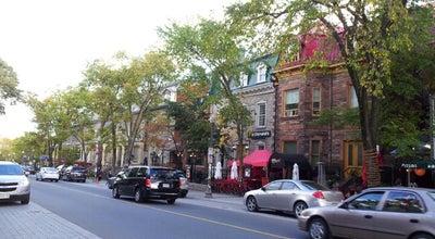 Photo of Road Grande Allée at Grande Allée, Québec, QC G1R 2K5, Canada