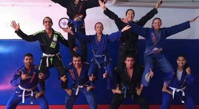 Photo of Martial Arts Dojo Kimura House Brazilian Jiu-Jitsu at R. Padre Antônio, 160, Natal 59032-230, Brazil
