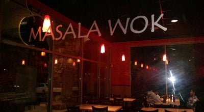Photo of Asian Restaurant Masala Wok at 905 Herndon Pkwy, Herndon, VA 20170, United States