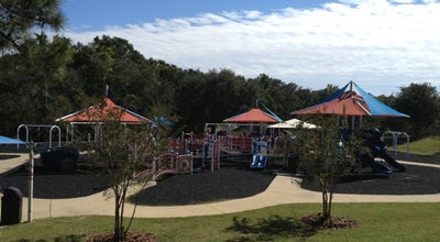 Photo of Playground Tom Brown Park Playground at Tallahassee, FL 32317, United States