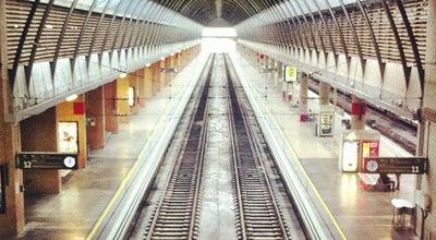 Photo of Train Station Estación de Sevilla-Santa Justa at Av. De Pablo Iglesias, Sevilla 41007, Spain