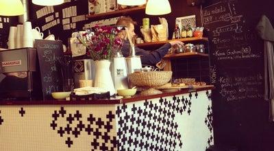 Photo of Cafe Filtry Café at Niemcewicza 3, Warszawa, Poland