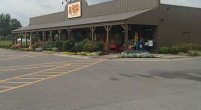 Photo of American Restaurant Cracker Barrel Old Country Store at 2602 West Main Street I-57 & Main St, Marion, IL 62959, United States