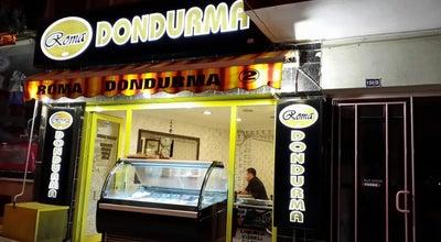 Photo of Ice Cream Shop Roma Dondurma at Merzifon, Turkey