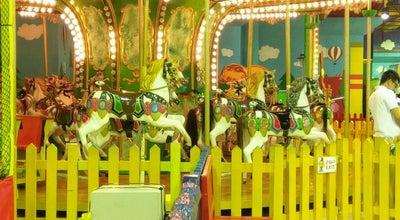 Photo of Arcade قرية الالعاب الترفيهية ||   Toy Town at Saudi Arabia