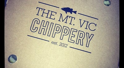 Photo of Fish and Chips Shop The Mt. Vic Chippery at 5 Majoribanks St, Mt Victoria 6011, New Zealand