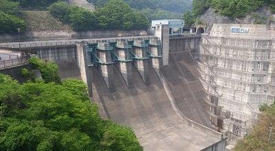 Photo of Lake 薗原ダム at 利根町穴原(地先), 沼田市, Japan