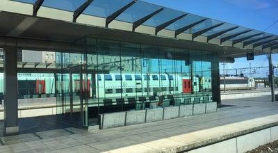 Photo of Train Station Station Brugge at Stationsplein 5, Brugge 8000, Belgium