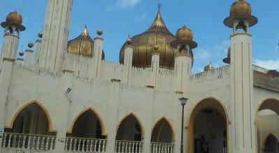Photo of Mosque Masjid Al-Makmur at Jaya Gading, Kuantan, Malaysia