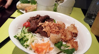 Photo of Vietnamese Restaurant Bui-bui at 75 Boulevard Trudaine, Clermont-Ferrand 63000, France