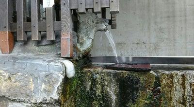 Photo of Temple 亀の水 at 明石市人丸町, Akashi, Japan
