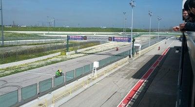 Photo of Racetrack Misano World Circuit Marco Simoncelli at Via Daijiro Kato 10, Misano Adriatico 47843, Italy