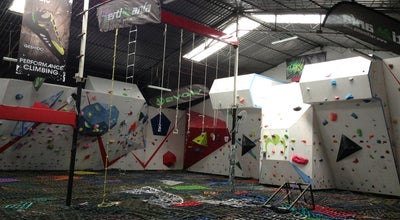 Photo of Rock Climbing Spot Mantis Climbing Center at Mexico