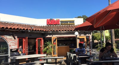 Photo of Burger Joint Habit at 888 Pardall Rd, Goleta, CA 93117, United States