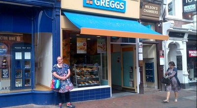 Photo of Bakery Greggs at Commercial St, Hereford, United Kingdom