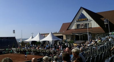 Photo of Tennis Court Rising Star Tennis Tour at Belgium