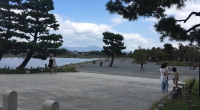 Photo of Park 嵐山公園 at 右京区嵯峨 / 西京区嵐山, 京都市, Japan