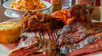 Photo of American Restaurant Virgil's BBQ at 152 W 44th St, New York, NY 10036, United States