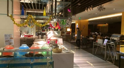Photo of Italian Restaurant Cafe' Venice at Holiday Inn, Tianjin, Ti, China
