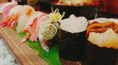 Photo of Sushi Restaurant すし玉 金沢駅店 at 木ノ新保町1-1, 金沢市 920-0858, Japan