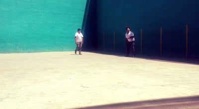 Photo of Tennis Court Fronton tlahuac at Mexico