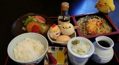 Photo of Japanese Restaurant 萬歩軒 at 鵜沼大伊木町, 各務原市, Japan