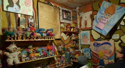 Photo of Museum The Troll Museum at 122 Orchard St, New York, NY 10002, United States