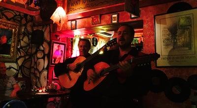 Photo of Steakhouse Moochers Jazz Cafe Restaurante at Calle De La Cruz, 15-17, Fuengirola 29640, Spain