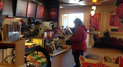 Photo of Coffee Shop Starbucks (inside Target) at 111 Brook Forest Ave, Shorewood, IL 60404, United States