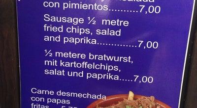 Photo of Burger Joint Cafetería Rolón at Puerto de la Cruz, Spain