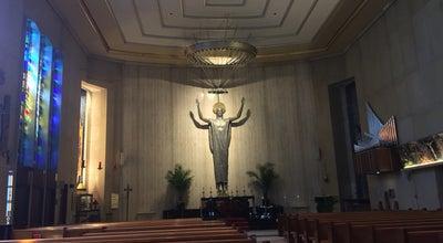 Photo of Church Holy Family R.C. Church at 315 E 47th St, New York, NY 10017, United States