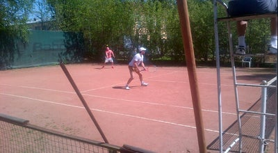 "Photo of Tennis Court Теннисный Корт ""Металлист"" at Стадион ""металлист"", Королев, Russia"