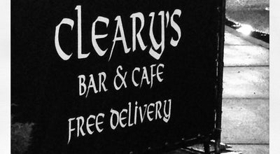 Photo of Bar Cleary's Bar & Cafè at 3231 Sunrise Hwy, Wantagh, NY 11793, United States