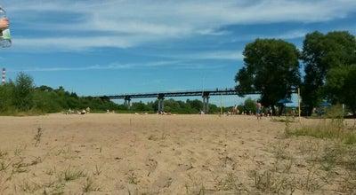 Photo of Beach Пляж at Belarus