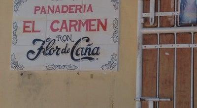 Photo of Bakery Panaderia El Carmen at Nicaragua
