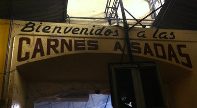 Photo of BBQ Joint Carnes Asadas 20 de Noviembre at Arteaga, Mexico