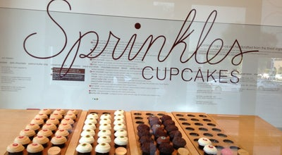 Photo of Cupcake Shop Sprinkles Cupcakes at 4501 N Scottsdale Rd, Scottsdale, AZ 85251, United States