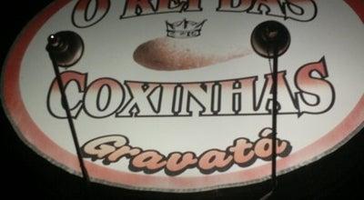 Photo of Diner Rei das Coxinhas de Gravatá at Av. Carlos Gueiros Leite, Paulista 53431-300, Brazil
