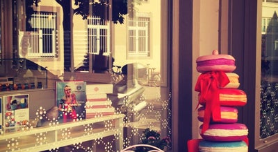 Photo of Dessert Shop Macarons & Inspirations at 1 Rue De La Vignette, Strasbourg 67000, France