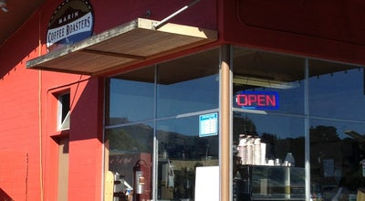 Photo of Coffee Shop Marin Coffee Roasters at S. Novato Blvd, Novato, CA 94947, United States