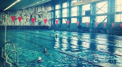 Photo of Pool Дворец водного спорта «Фили» at Ул. Б. Филевская, 18а, Москва 121309, Russia